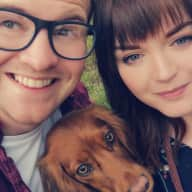 Profile image for pet sitters Hazel & Daniel