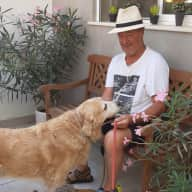 Profile image for pet sitters filiep & Christine