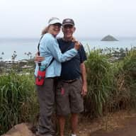 Profile image for pet sitters Douglas & Joann
