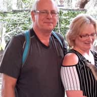 Profile image for pet sitters Gail & Rick