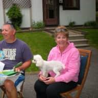 Profile image for pet sitters Debra & Phillip