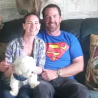 Profile image for pet sitters Beverley & Dave