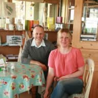 Profile image for pet sitters Anna & Michael