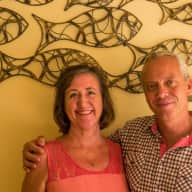 Profile image for pet sitters Yvonne & Michael