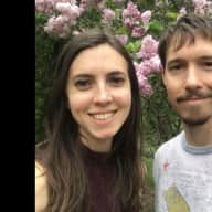 Profile image for pet sitters Briana & Kyle