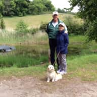 Profile image for pet sitters Diane & Brian