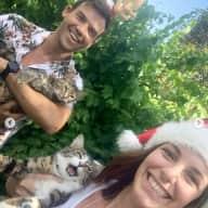 Profile image for pet sitters Jason & Chloe