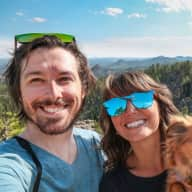 Profile image for pet sitters Heather & David
