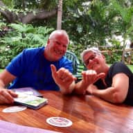 Profile image for pet sitters Pete & Pam
