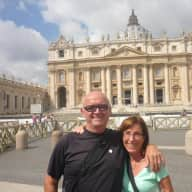 Profile image for pet sitters Gary & Mary-lynn