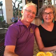 Profile image for pet sitters Gail & Bruce
