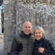 Profile image for pet sitters Suzanne & Michael