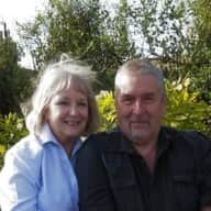Profile image for pet sitters Christina & Malcolm