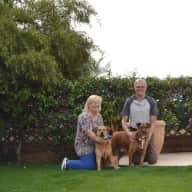 Profile image for pet sitters Burkhard & Heike