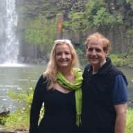 Profile image for pet sitters Rick & Ingrid & Ingrid
