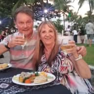Profile image for pet sitters Joanne & Gary