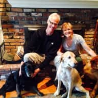 Profile image for pet sitters Charlotte & Jeffrey