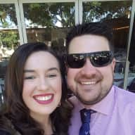 Profile image for pet sitters Amy & Bryce