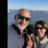 Profile image for pet sitters Amy & Eric
