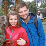 Profile image for pet sitters Tereza & Martin