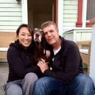 Profile image for pet sitters Dan & Cindy