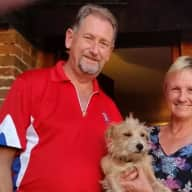 Profile image for pet sitters Alison & Denis
