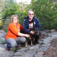 Profile image for pet sitters Val & Barry