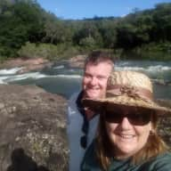 Profile image for pet sitters Patricia & Geoff
