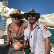 Profile image for pet sitters Toni & Richard