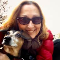 Profile image for pet sitter Marjana