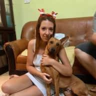 Profile image for pet sitter Jenny
