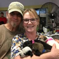 Profile image for pet sitters Jean & Willie