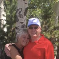Profile image for pet sitters Mick & Beverly
