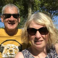 Profile image for pet sitter Cath and Bob