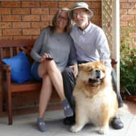 Profile image for pet sitters Michael & Susan