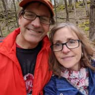Profile image for pet sitters Kerin & Mike