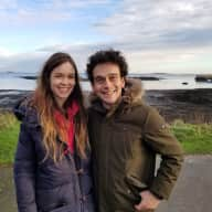 Profile image for pet sitters Rachael & Kenny