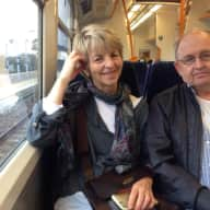 Profile image for pet sitters Ros & Ian