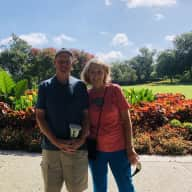 Profile image for pet sitters Kathy & Jim