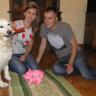 Profile image for pet sitters Agata & Krzysztof