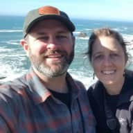 Profile image for pet sitters Michelle & Ryan