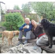 Profile image for pet sitters Neal & Doris