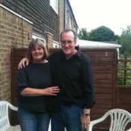 Profile image for pet sitters Wendy & John