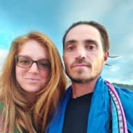 Profile image for pet sitters Nadia & Anthony