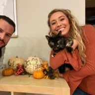 Profile image for pet sitters Chelsea & Sebastien