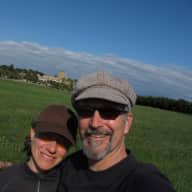 Profile image for pet sitters Michelle & Rob