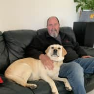 Profile image for pet sitters Paul & Teresa