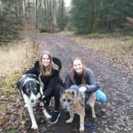 Profile image for pet sitters Fabiola & Laura