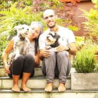 Profile image for pet sitters Silvana & Alejandro