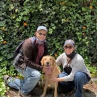 Profile image for pet sitters Renee & Aaron